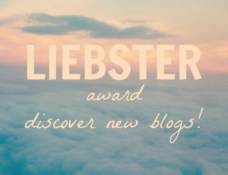 nominacja do liebster award czyli poznaj mnie lepiej