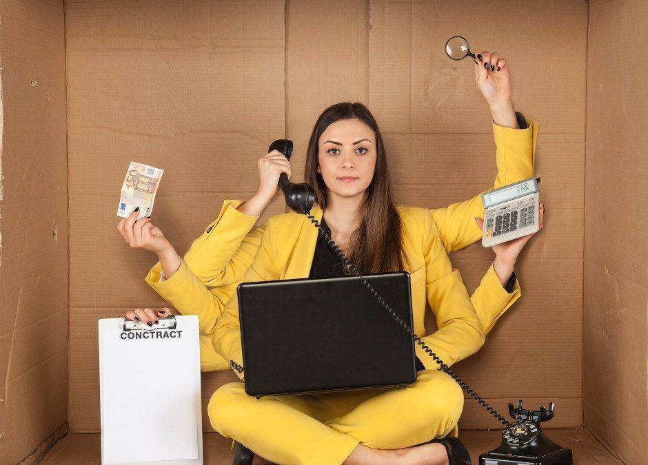 Jak poradzić sobie z multitaskingiem?