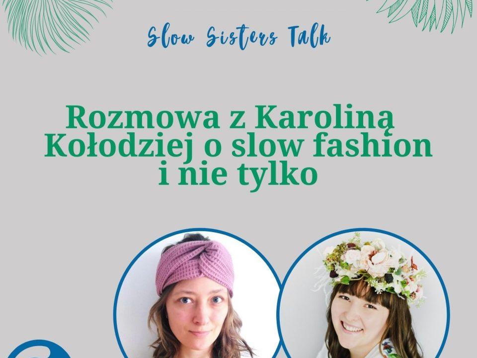 slowfashion - zerowaste i uważna moda